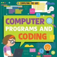 Cover image for Computer programs and coding