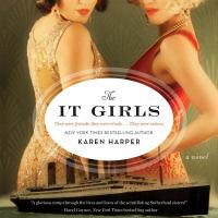 Cover image for The it girls