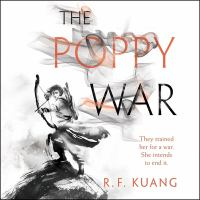 Cover image for The poppy war