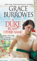 Cover image for A duke by any other name
