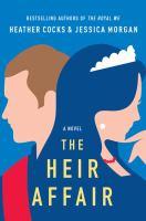 Cover image for The heir affair