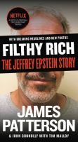 Cover image for Filthy rich : the Jeffrey Epstein story