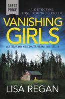 Cover image for Vanishing girls