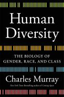 Cover image for Human diversity : the biology of gender, race, and class
