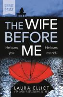 Cover image for The wife before me