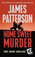 Cover image for Home sweet murder true-crime thrillers