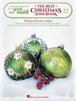 Imagen de portada para The best Christmas songbook.