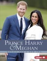 Imagen de portada para Prince Harry & Meghan : royals for a new era