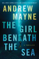 Cover image for The girl beneath the sea