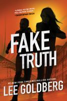 Cover image for Fake truth