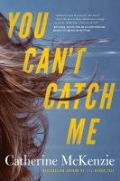 Cover image for You can't catch me