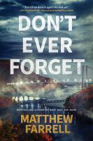 Cover image for Don't ever forget
