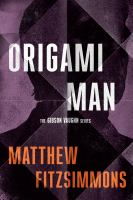 Cover image for Origami man