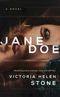 Cover image for Jane Doe