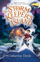 Cover image for The storm keeper's island