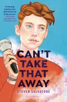 Cover image for Can't take that away