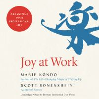 Cover image for Joy at work organizing your professional life