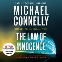 Cover image for The law of innocence