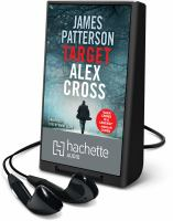 Cover image for Target Alex Cross