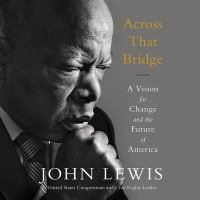 Cover image for Across that bridge a vision for change and the future of America