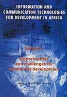 Cover image for Information and communication technologies for development in Africa