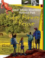 Cover image for Ridge runner rescue : Great Smoky Mountains National Park