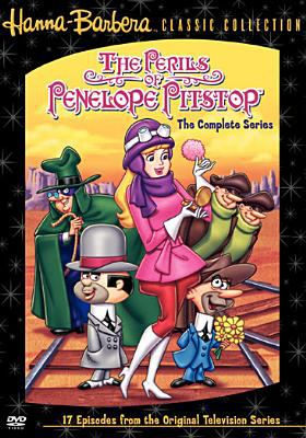 Cover image for The perils of Penelope Pitstop. The complete series