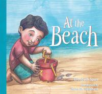 Cover image for At the beach