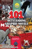 Cover image for 101 Outstanding graphic novels.