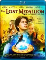 Cover image for The lost medallion the adventures of Billy Stone