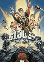 Cover image for G.I. Joe the movie