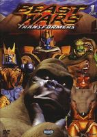 Cover image for Beast wars transformers. Volume 1