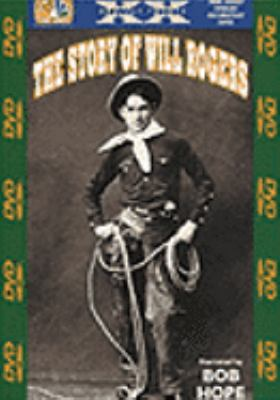 Cover image for The story of Will Rogers