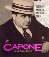 Cover image for Al Capone and the roaring twenties