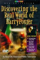 Cover image for Discovering the real world of Harry Potter
