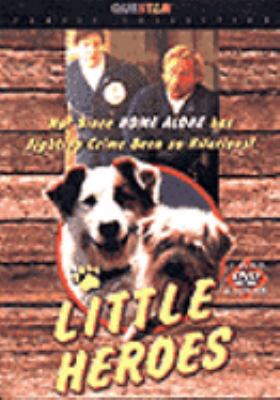 Cover image for Little heroes
