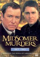 Cover image for Midsomer murders Set 2