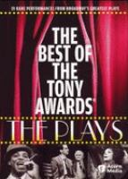 Cover image for The best of the Tony Awards the plays