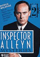 Cover image for Inspector Alleyn mysteries Set 2
