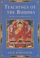 Cover image for Teachings of the Buddha