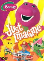 Cover image for Barney Just imagine