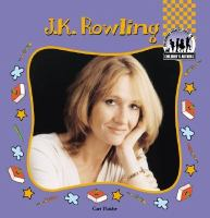 Cover image for J.K. Rowling