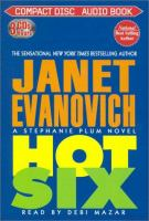 Cover image for Hot six