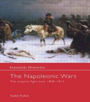 Cover image for The Napoleonic Wars  the empires fight back 1808-1812