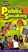 Cover image for Public speaking