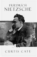 Cover image for Friedrich Nietzsche