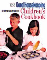 Cover image for The Good Housekeeping illustrated children's cookbook
