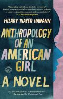 Cover image for Anthropology of an American girl