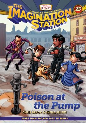 Cover image for Poison at the pump