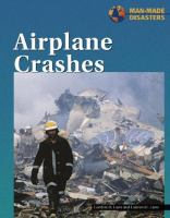 Cover image for Airplane crashes